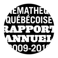 cinémathèque québécoise – rapport annuel